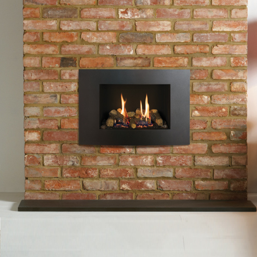 Gas Fire Gazco Riva2 - 500 Verve XS, High Efficiency (86
