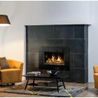 Gazco Riva2 600 CF Gas Fire with Icon XS Glass Frame