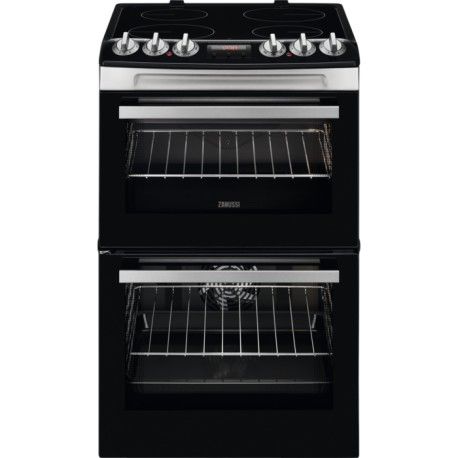 Electric Freestanding Cooker Zanussi TGCZCV46250XA