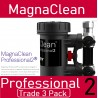 MagnaClean Professional 2 -TRADE 3 PACK Iron Oxide Heating Professional Magnetic Filter.