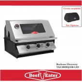 The Beef Eater 1000r 3BSb de luxe Barbecue Series. TGC
