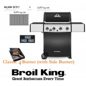 Broil King Charcoal BBQ Kamado-Style 2000 Keg Charcoal Grill Barbeque