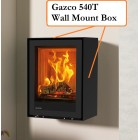 Stovax ECODESIGN Freestanding Elise 540T Wall Mounted Wood Burning & Multi-fuel Stoves Wall Box