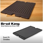 Broil King Barbeque Double Side Reversible Grill Chef Top