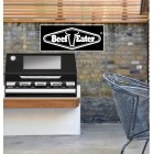 BeefEater Built in 4 Burner Natural Gas BBQ Beefeater - Natural Gas Barbecue-GOLIATH 3000E-NG