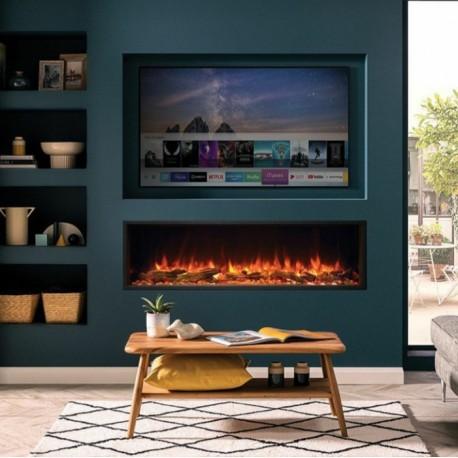 Gazco Skope 135r Inset eReflex 135R Electric Feature Wall Fire