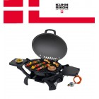 Tabletop Portable Gas Barbeque Black Swiss Grill BBQ LPG tgcvk900 Bottled Gas BBQ (NEXT DAY IRELAND)