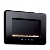 Smeg Retro Gas fire ,Flueless wall mounted gas fire.