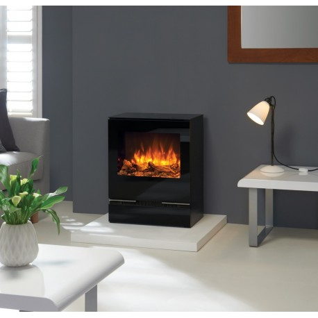 Electric Fire Gazco Vision Medium, with Remote Control and 2kW Heater GSTE