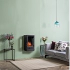 Electric Stove Gazco Vogue Midi T Wall Mounted (eReflex/Skope Flame Effect) GSTE