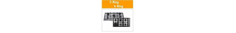 5 Ring Hobs