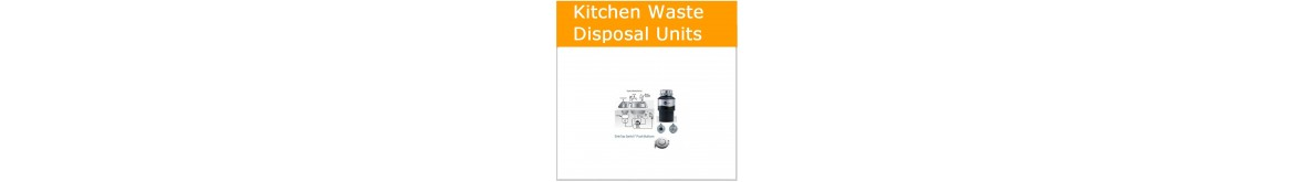 Sink Waste Disposal Insinkerators