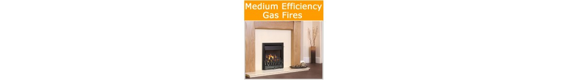 Convector Gas Fires-Medium Efficiency