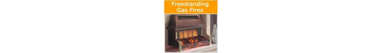 Gas Fires-Freestanding