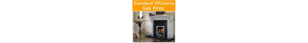 Hotbox Gas Fires-Standard Efficiency