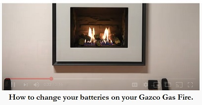 Video on Gazco Gas Fire - Always read your manual