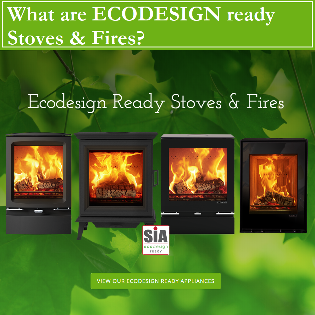 What is Ecodesign Ready Stoves & Fires?
