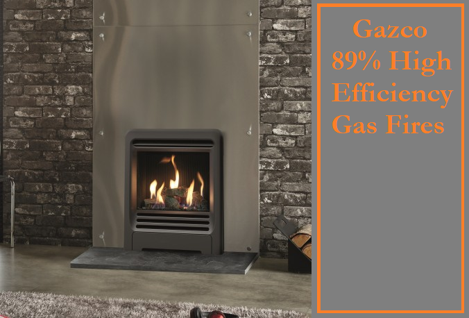 Gazco Logic He High Efficiency Best Selling Gas Fire 2019